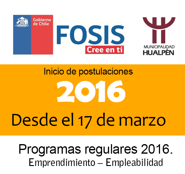 Fosis 2016