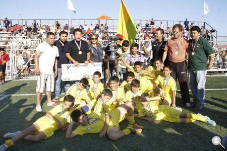 Final Copa Hualpén