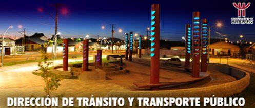 Dirección de tránsito ytransporte público